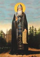 преподобному Мефодию Почаевскому