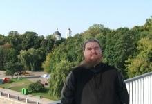Архимандрит  Агапит в Гомеле