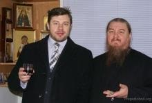 Владимир Бурега привез значок кандидата