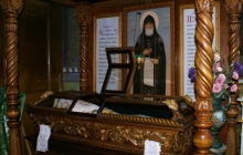 Мощи преподобного Кукши Одесского