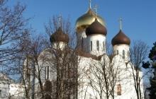 Храм иконы Богородицы Живоносный Источник Одесского Успенского монастыря