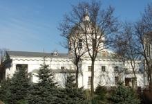 Свято-Успенский храм Одесского Успенского монастыря