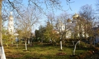 В Одесской Успенской обители