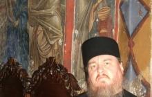 С преподобным Зосимой в кириаконе Ватопеда