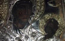 Ватопедская Закланная икона Божией Матери 2