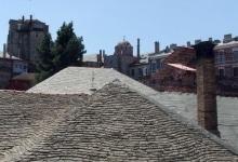 Ватопедская архитектура 1