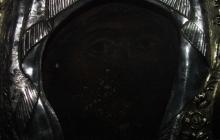 Ватопедская икона Божией Матери Провозвестительница на месте Ее грозного обращения к царевне Плакидии 2