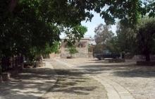 По дороге из келии старца Иосифа Ватопедского в Ватопед