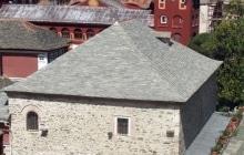 Ватопедская архитектура 3