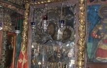 Ватопедская чудотворная икона Отрада и Утешение 1