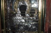 Ватопедская икона Божией Матери Провозвестительница на месте Ее грозного обращения к царевне Плакидии 3