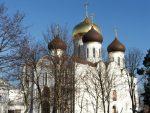 Окрестности Одесского Свято Успенского монастыря
